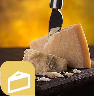 Emilia Romagna Noceto (PR)  • Parmigiano Reggiano D.O.P.…